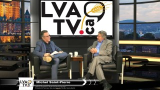 Yannick Patelli et Michel Saint-Pierre
