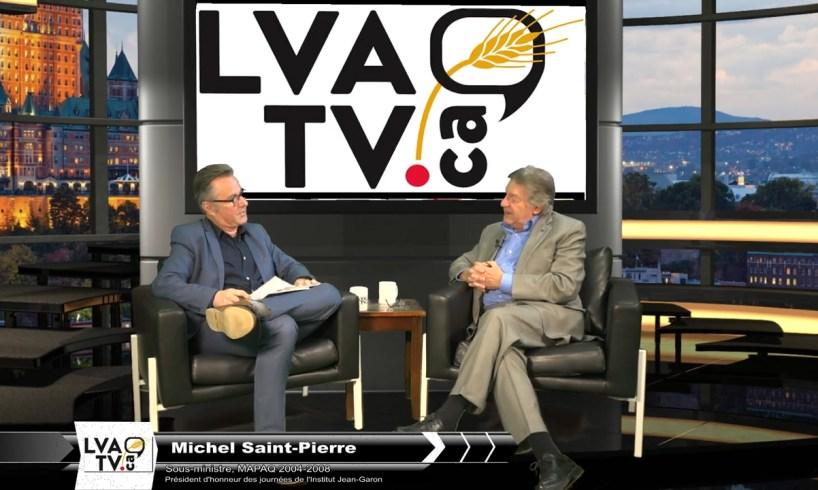 Yannick Patelli et Michel Saint-Pierre