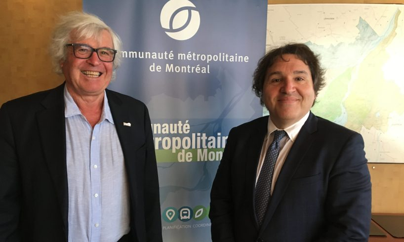 Guy Debailleul et Massimo Iezzoni