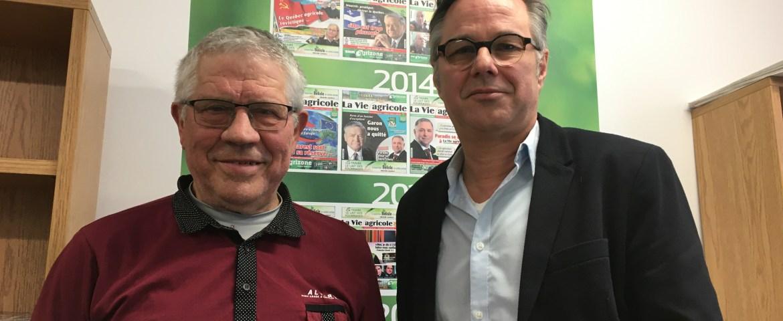André Fouillet et Yannick Patelli