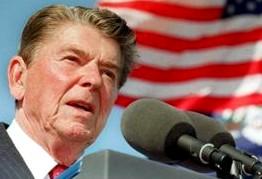 Reagan, el primero que hizo del relato su discurso