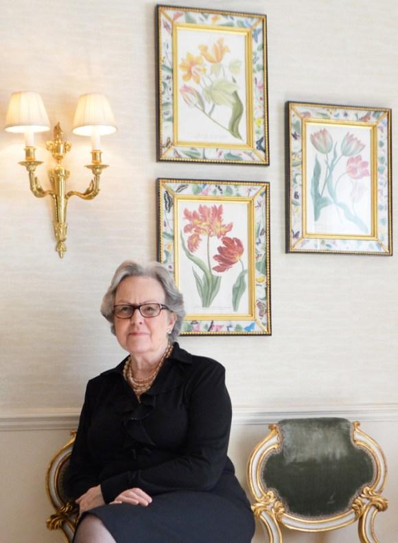 Jacqueline Duncan OBE Principal Inchbald lvbmag.com