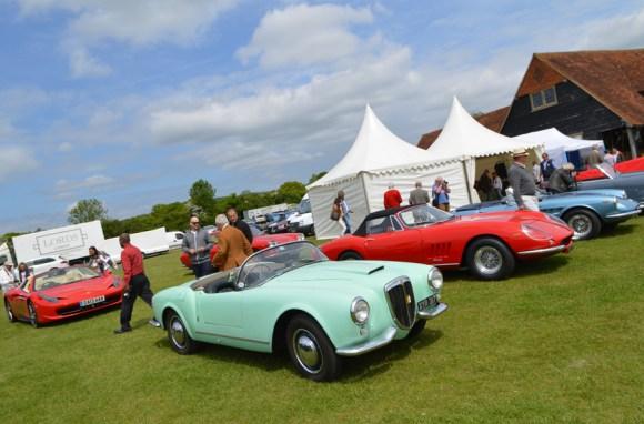 6 Pininfarina Tribute Rally copyright Stuart Blakley