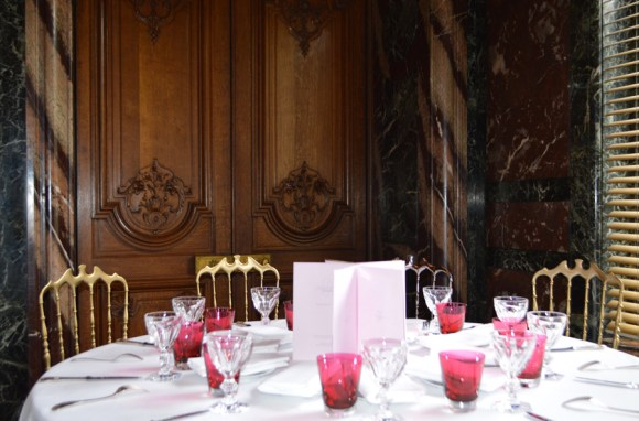Cristal Room Baccarat Dining Room © Stuart Blakley lvbmag.com