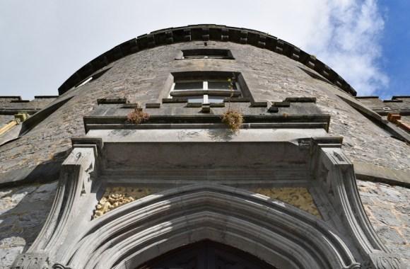 Markree Castle Bow Window © Lavender's Blue Stuart Blakley