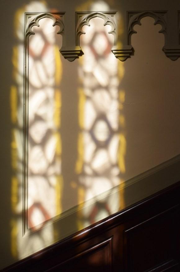 Markree Castle Stairs © Lavender's Blue Stuart Blakley