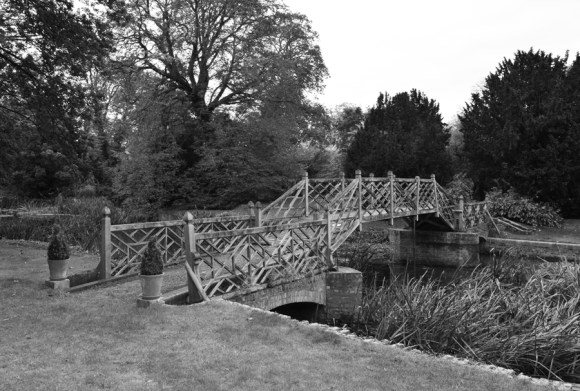 Island Hall Bridge © Lavender's Blue Stuart Blakley
