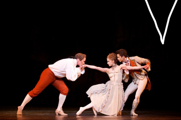 Manon 24/09/14, Copyright 2014 ROH. Photographed by Alice Pennefather