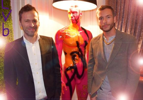 Jimmie Karlsson + Martin Nihlmar @ Exhibitionist Hotel © Lavender's Blue Stuart Blakley