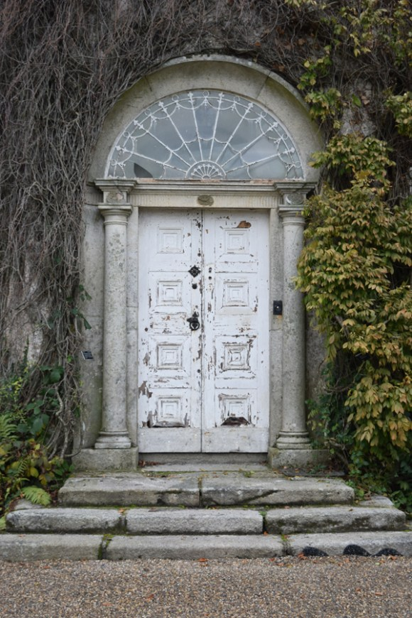 Altamont House Doorcase © Lavender's Blue Stuart Blakley