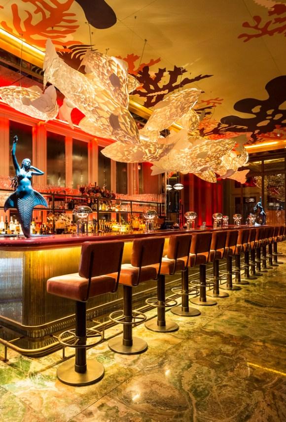 Sexy Fish Restaurant Mayfair © Mark Brumell @ Lavender's Blue Stuart Blakley