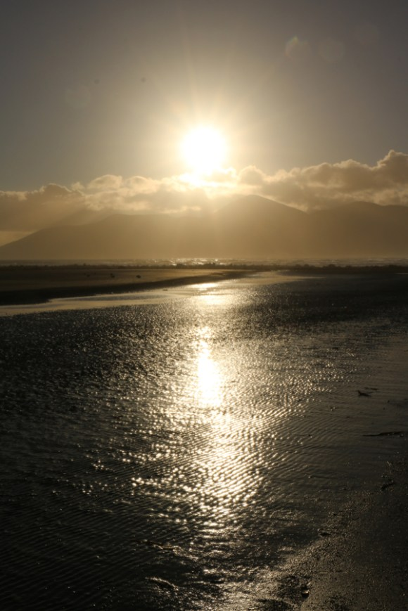 Tyrella Beach Newcastle © Lavender's Blue Stuart Blakley