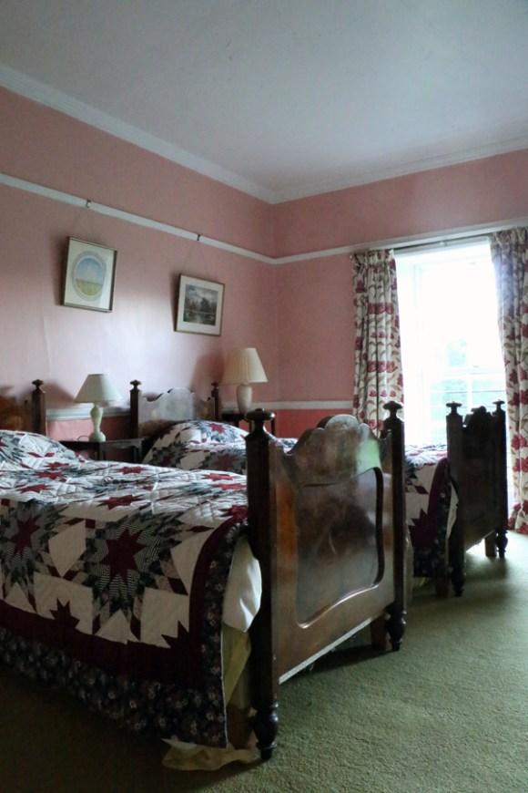 Tyrella House Twin Bedroom © Lavender's Blue Stuart Blakley
