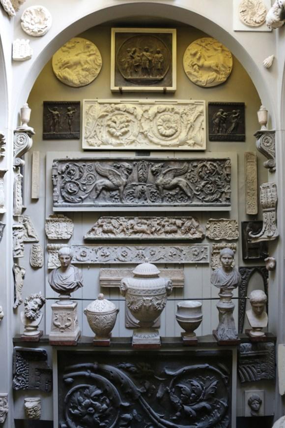 Sir John Soane Museum Mausoleum © Lavender's Blue Stuart Blakley