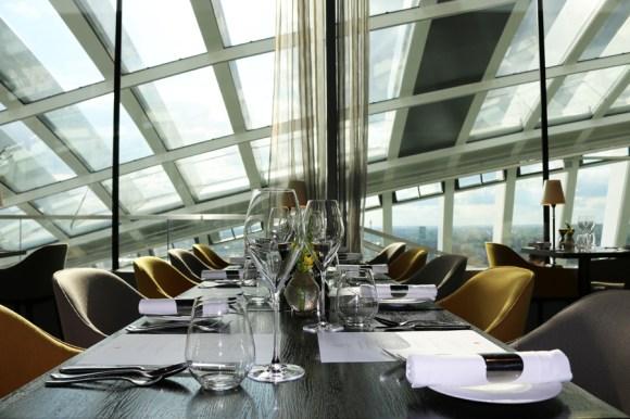 Fenchurch Restaurant © Lavender's Blue Stuart Blakley