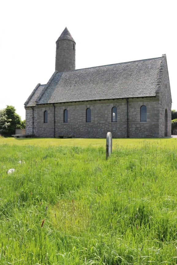 St Patrick's Church Saul © Lavender's Blue Stuart Blakley