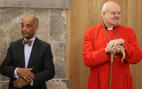 Lord Lieutenant of London & Bishop of London @ Christ Church © Lavender's Blue Stuart Blakley