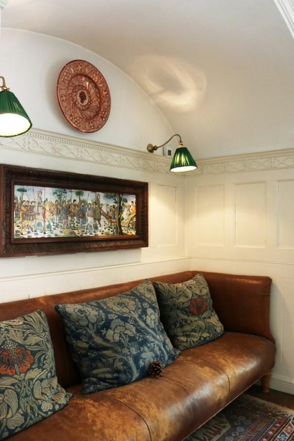 Standen House Interior © Lavender's Blue Stuart Blakley