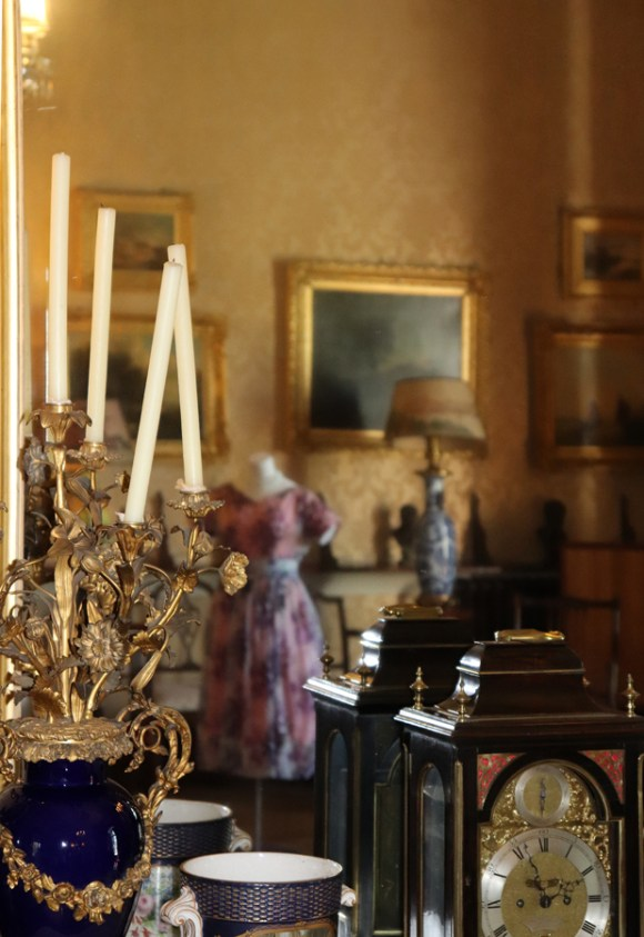 Preston Manor Brighton Drawing Room © Lavender's Blue Stuart Blakley