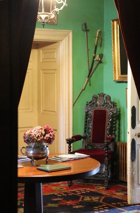 Annaghmore Sligo Entrance Hall © Lavender's Blue Stuart Blakley
