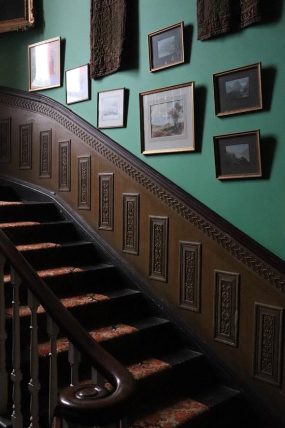 Annaghmore Sligo Stairs © Lavender's Blue Stuart Blakley
