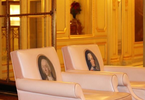 Le Meurice Hotel Paris © Lavender's Blue Stuart Blakley