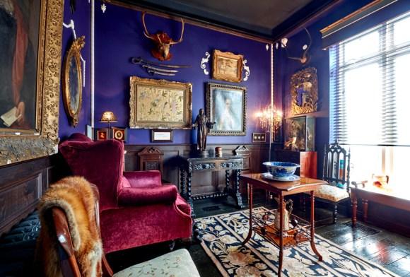 lavender's blue drawing room view © lavender's blue stuart blakley