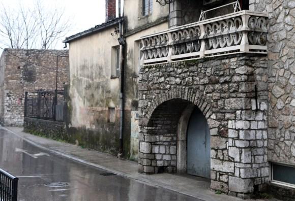 Podgorica Old Street Montenegro © Lavender's Blue Stuart Blakley