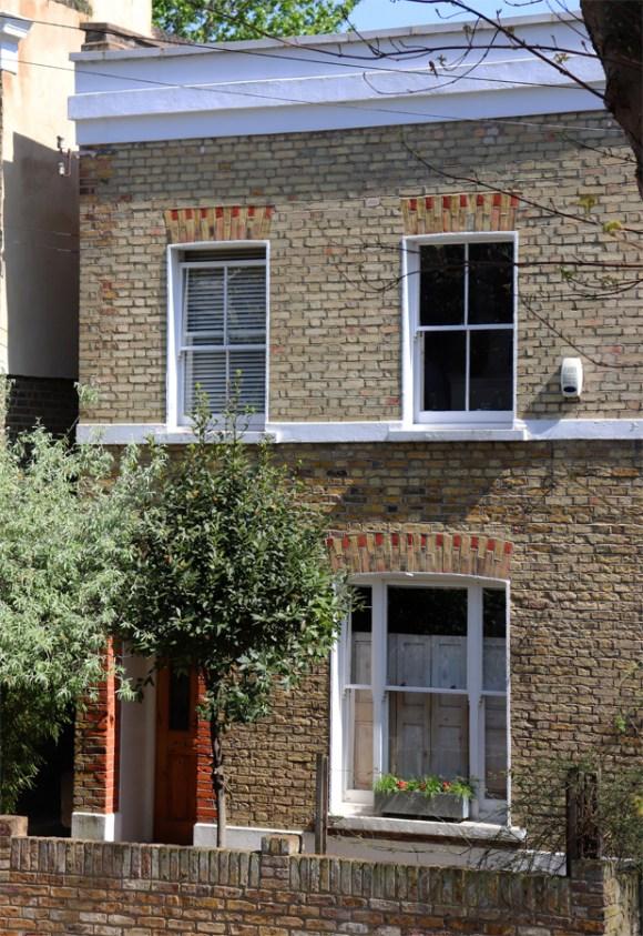 Asylum Road House Peckham © Lavender's Blue Stuart Blakley