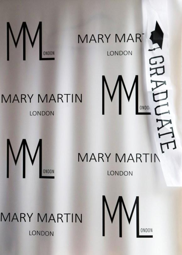 Mary Martin London Graduation © Lavender's Blue Stuart Blakley