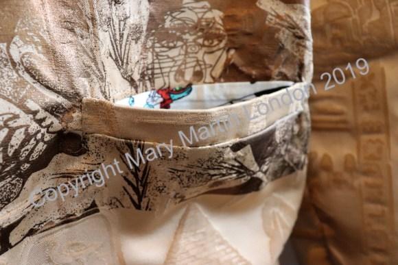 Mary Martin Men Jacket Pocket © Lavender's Blue Stuart Blakley