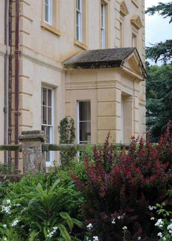 Pencarrow House Cornwall Entrance Front © Lavender's Blue Stuart Blakley