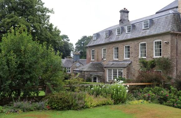 Pencarrow House Cornwall Family Wing © Lavender's Blue Stuart Blakley