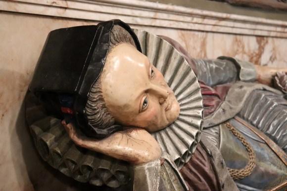 Truro Cathedral Cornwall Statue © Lavender's Blue Stuart Blakley