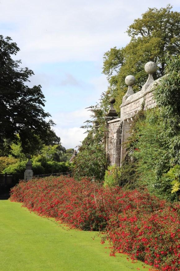 Dunrobin Castle Border © Lavender's Blue Stuart Blakley