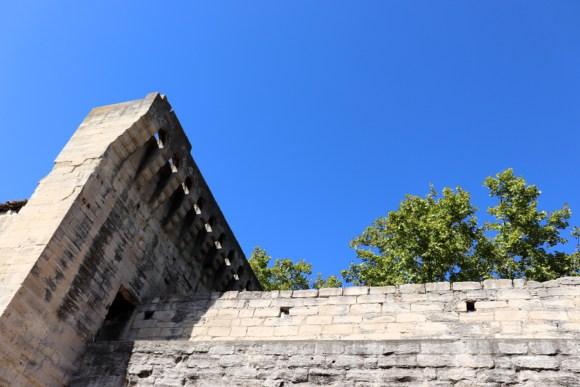 Historic Walls Avignon © Lavender's Blue Stuart Blakley