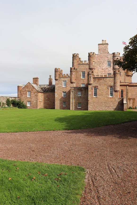 The Castle of Mey Caithness Scotland © Lavender's Blue Stuart Blakley
