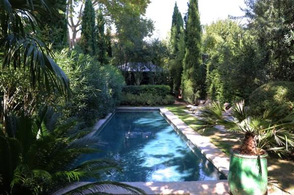 Pool La Divine Comedie Avignon © Lavender's Blue Stuart Blakley