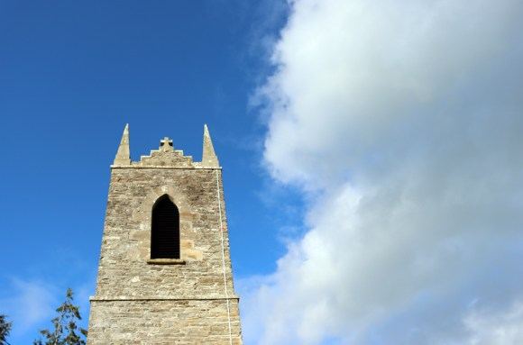 St Patrick's Church Murlog Donegal Old Tower © Lavender's Blue Stuart Blakley