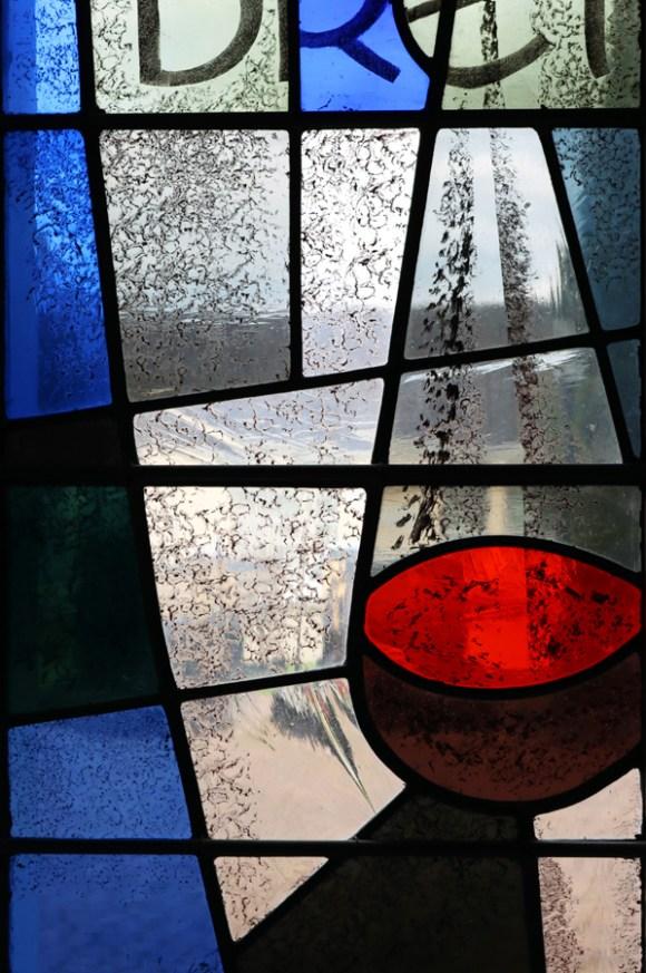 St Patrick's Church Murlog Window © Lavender's Blue Stuart Blakley