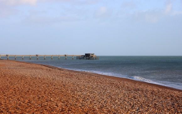 Deal Town Kent Beach © Lavender's Blue Stuart Blakley