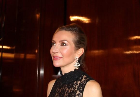 Elisabeth Visoanska World Boutique Hotel Awards London © Lavender's Blue Stuart Blakley
