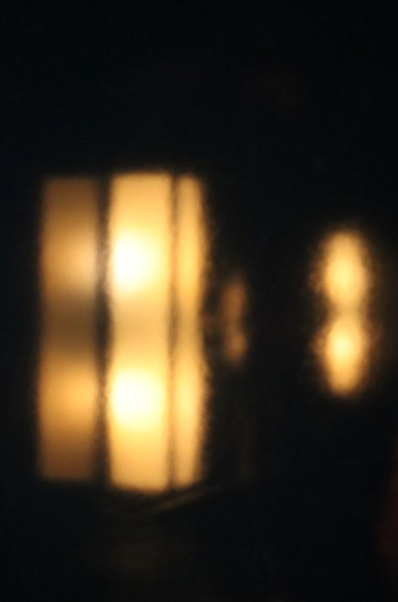 XU Restaurant Soho London Lights © Lavender's Blue Stuart Blakley