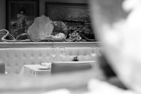 Chelsea Harbour Hotel Restaurant © Lavender's Blue Stuart Blakley