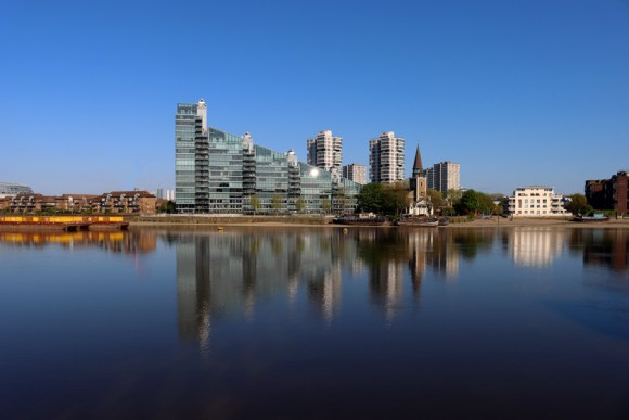 Riverside View Montevetro Battersea London © Lavender's Blue Stuart Blakley