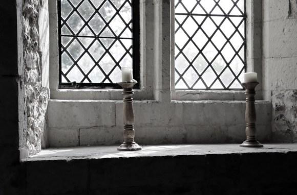 East Meon Court House Windows © Lavender's Blue Stuart Blakley