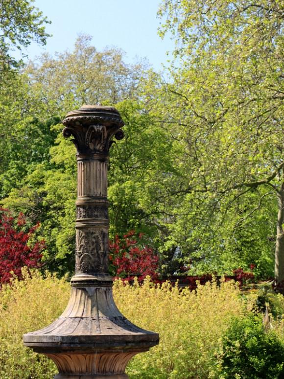 Tinworth Fountain Kennington Park London © Lavender's Blue Stuart Blakley