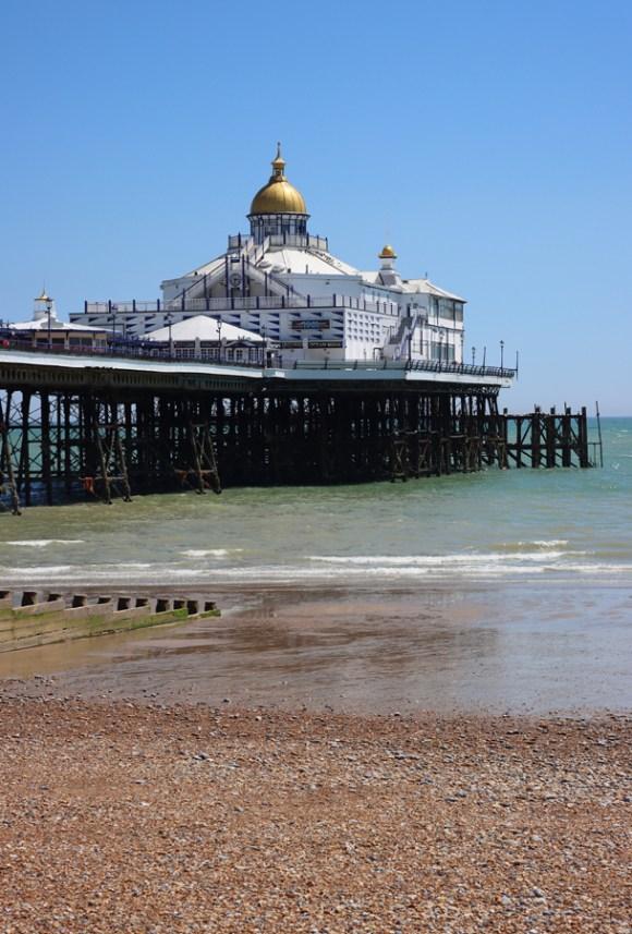 Pier Eastbourne East Sussex © Lavender's Blue Stuart Blakley