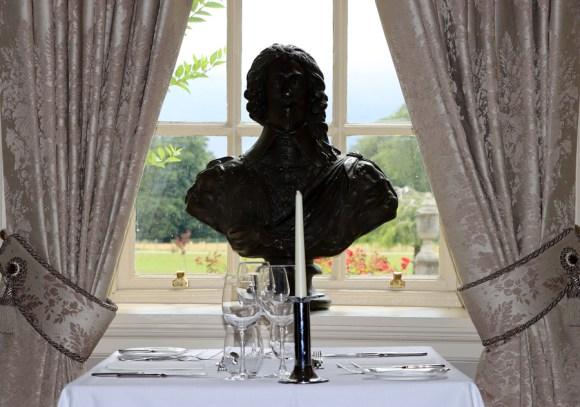 Chilston Park Hotel Kent Bust © Lavender's Blue Stuart Blakley