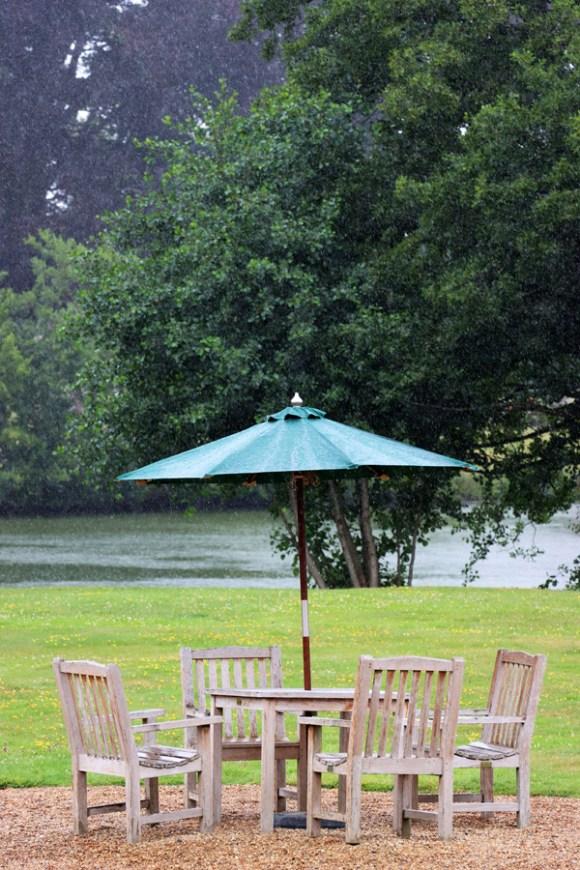 Chilston Park Hotel Kent Seats © Lavender's Blue Stuart Blakley